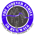 The Forever Family 5K Logo - Entry #17