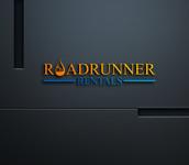 Roadrunner Rentals Logo - Entry #200