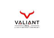 Valiant Inc. Logo - Entry #10