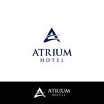 Atrium Hotel Logo - Entry #76