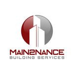 MAIN2NANCE BUILDING SERVICES Logo - Entry #322