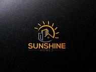 Sunshine Homes Logo - Entry #346