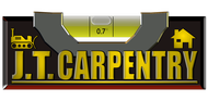 J.T. Carpentry Logo - Entry #1