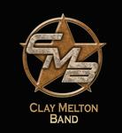 Clay Melton Band Logo - Entry #3