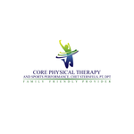 Core Physical Therapy and Sports Performance Logo - Entry #383