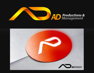 Corporate Logo Design 'AD Productions & Management' - Entry #110