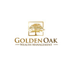 Golden Oak Wealth Management Logo - Entry #179