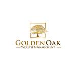 Golden Oak Wealth Management Logo - Entry #179