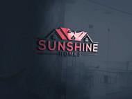 Sunshine Homes Logo - Entry #163