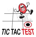 TicTacTest Logo - Entry #53