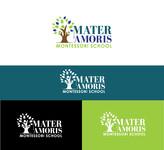 Mater Amoris Montessori School Logo - Entry #120
