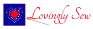 Lovingly Sew Logo - Entry #10