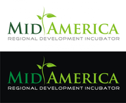 Rural Incubator Supporting Small Businesses and Entrepreneurs Logo - Entry #11