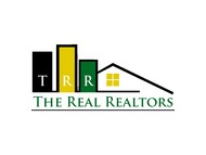 The Real Realtors Logo - Entry #93