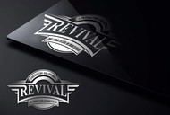 Revival contracting and drywall Logo - Entry #12