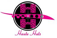 Haute Hats- Brand/Logo - Entry #72