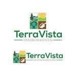 TerraVista Construction & Environmental Logo - Entry #5
