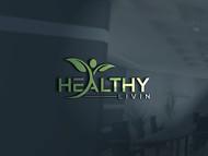 Healthy Livin Logo - Entry #481
