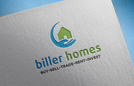 Biller Homes Logo - Entry #112