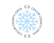 C3 or c3 along with Collin County Cryo underneath  Logo - Entry #130