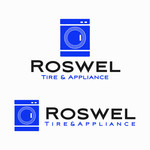 Roswell Tire & Appliance Logo - Entry #58