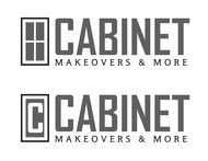 Cabinet Makeovers & More Logo - Entry #46