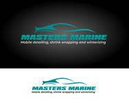 Masters Marine Logo - Entry #197