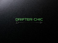 Drifter Chic Boutique Logo - Entry #287