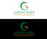 Green Wave Wealth Management Logo - Entry #169