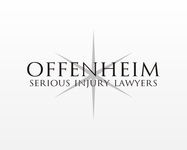 Law Firm Logo, Offenheim           Serious Injury Lawyers - Entry #6