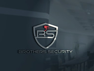 Brothers Security Logo - Entry #233