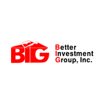 Better Investment Group, Inc. Logo - Entry #205