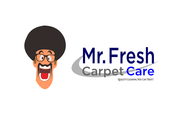 Mr. Fresh Carpet Care Logo - Entry #126