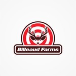 Billeaud Farms Logo - Entry #49