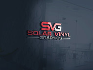 Solar Vinyl Graphics Logo - Entry #140
