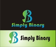 Simply Binary Logo - Entry #193