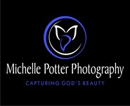Michelle Potter Photography Logo - Entry #205
