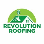 Revolution Roofing Logo - Entry #525