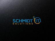 Schmidt IT Solutions Logo - Entry #158