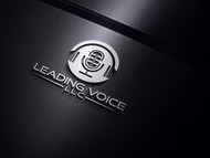 Leading Voice, LLC. Logo - Entry #163