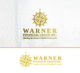 Warner Financial Group, Inc. Logo - Entry #54