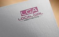 Local Girl Aesthetics Logo - Entry #70