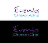 Events One on One Logo - Entry #18