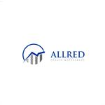 ALLRED WEALTH MANAGEMENT Logo - Entry #294
