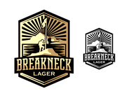 Breakneck Lager Logo - Entry #46