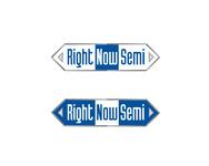 Right Now Semi Logo - Entry #82