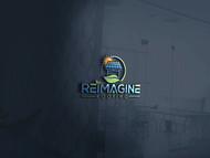 Reimagine Roofing Logo - Entry #88