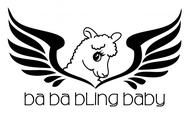Ba Ba Bling baby Logo - Entry #87