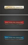 Doctors per Diem Inc Logo - Entry #37