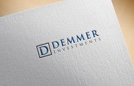 Demmer Investments Logo - Entry #16
